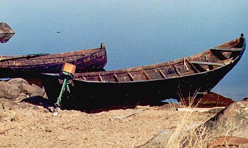 деревянные лодки на заказ карелия